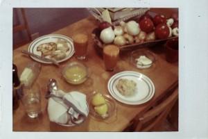 Marie's Breakfast