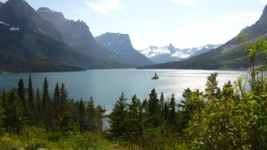 Goose Island, GNP< MT>(the first shot in The Shining):